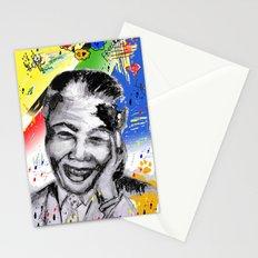 Mandela forever Stationery Cards