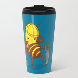 Worker Bee Travel Mug