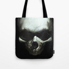Dark Skull Tote Bag