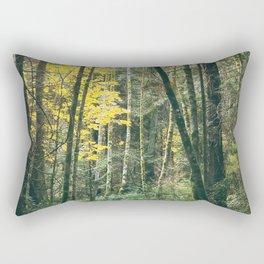 Forest Bathing Rectangular Pillow