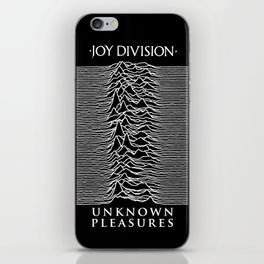The Line Of Division iPhone Skin