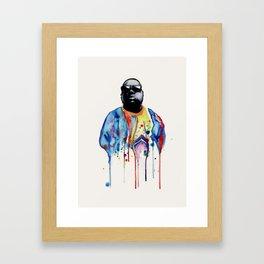Born Sinner  Framed Art Print