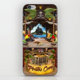 Pirates Cove iPhone Skin