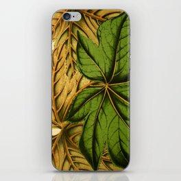 ARALIA(?) PAPYRIFERA iPhone Skin