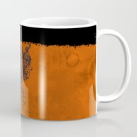 the cure Mugs featuring Rex's Cure by JBSalsbury