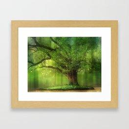 Family Tree Framed Art Print