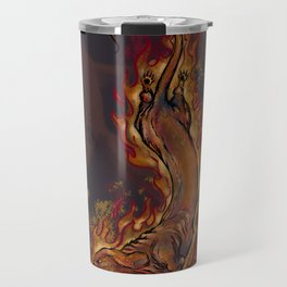 Dragon Dachshund Travel Mug