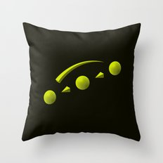 The LATERAL THINKING Project - Avance Throw Pillow