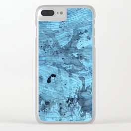 Clear Boundaries Clear iPhone Case