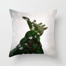 Reach Too Throw Pillow