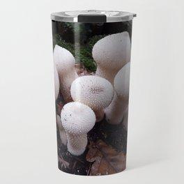 Common Puffball Travel Mug