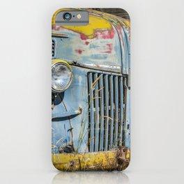 Antique Farm Truck iPhone Case