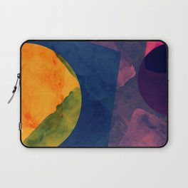 Abstrato Aquarela 001 Laptop Sleeve