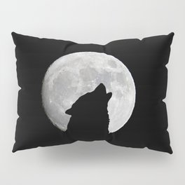 Son of the moon wolf verson Pillow Sham
