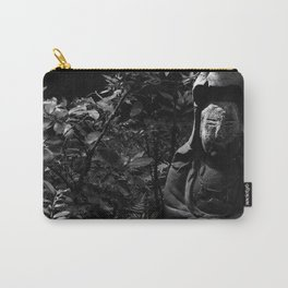 Figure in the forest Carry-All Pouch