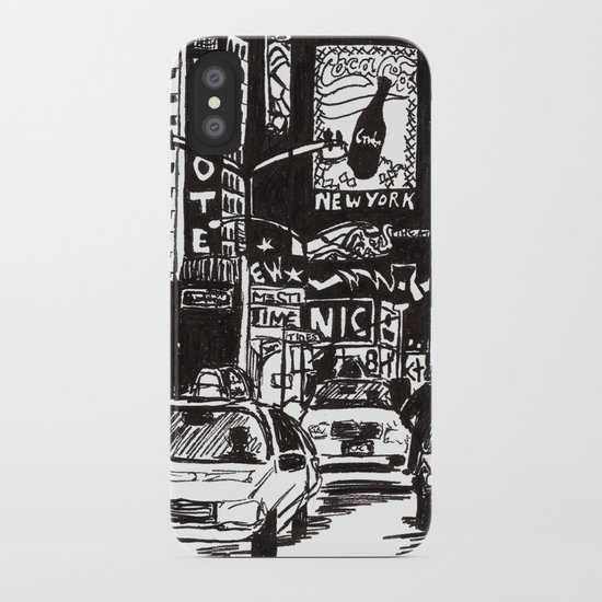 New York New York iPhone Case