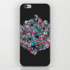 Qbert iPhone & iPod Skin