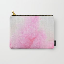 Pastel pink smoke Carry-All Pouch