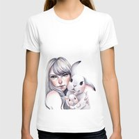cuddle T-shirts featuring Cuddle! by Koanne Ko