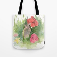 Fieldmouse Tote Bag