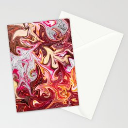 Pomegranate Paradise Stationery Cards