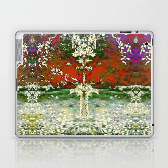 Blooming Ballet Laptop & iPad Skin