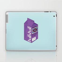 Half&Half Laptop & iPad Skin
