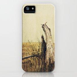 Marsh Tree iPhone Case