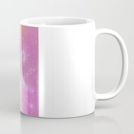 Pink Galaxy Coffee Mug
