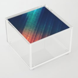 Escape Reality Abstract Print Acrylic Box