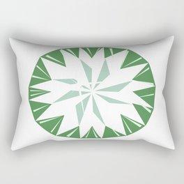 Emerals Rectangular Pillow