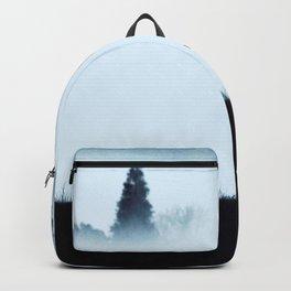 The moose - minimalist landscape Backpack