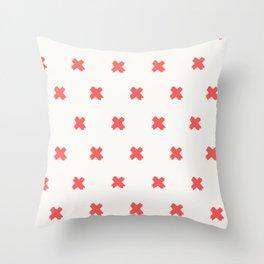 cross (7) Throw Pillow