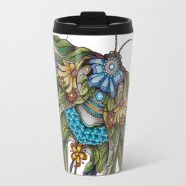 Botanical Butterfly No. 1 Travel Mug