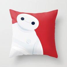 BH6 - Baymax - Big Hero 6 Throw Pillow