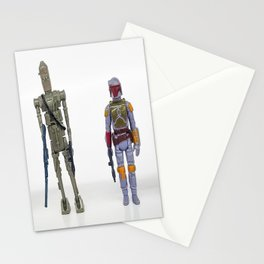 Bounty Hunters Stationery Cards