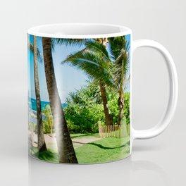 Kuau Beach Paia Maui North Shore Hawaii Coffee Mug