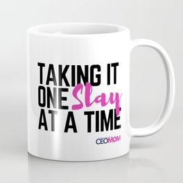 One Slay at a Time Coffee Mug