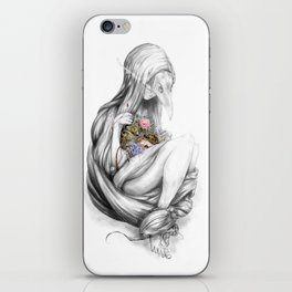Bower Bird iPhone Skin