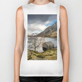 Lake Ogwen Snowdonia Biker Tank