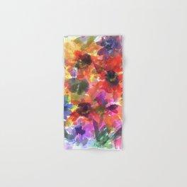 Sunflower Carnival Hand & Bath Towel