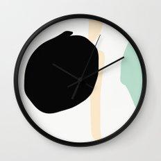 Matisse Shapes 2 Wall Clock