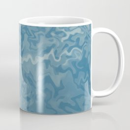 Heart waves Coffee Mug