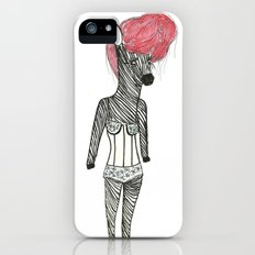 Sexy Zebra Slim Case iPhone (5, 5s)
