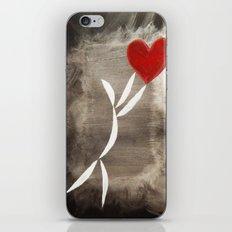 Undefined I iPhone Skin