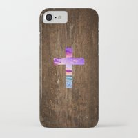 pocketfuel iPhone & iPod Cases featuring CROSS by Pocket Fuel