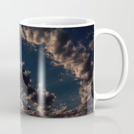 Cloudy Sunset Skies Coffee Mug