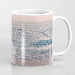 ROSEGOLD BEACH MORNING LANDSCAPE Coffee Mug