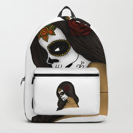 The Day Of The Dead Girl Backpack