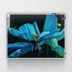 Cool Blue Comos Laptop & iPad Skin
